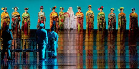 Opera, live from the Met - Madama Butterfly tickets