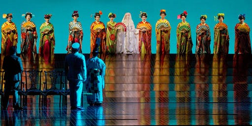 Opera, live from the Met - Madama Butterfly