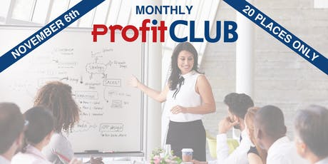 Proven Profits Through Business Education And Coaching tickets