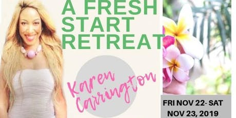 A Fresh Start Retreat tickets