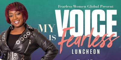 My Voice is Fearless Luncheon