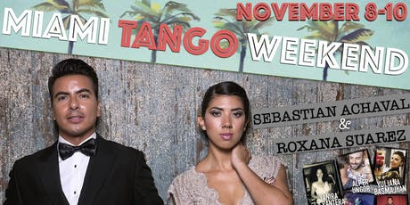 MIAMI TANGO WEEKEND tickets