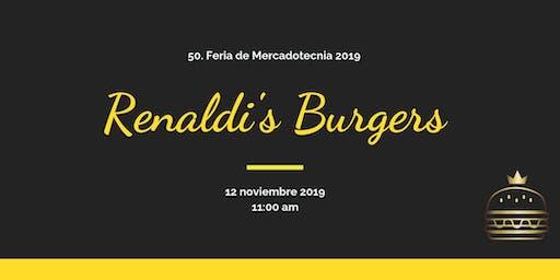 Renaldi's Burgers