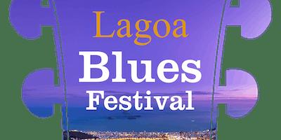 Lagoa Blues Festival de 8 a 10 novembro - Parque das Figueiras