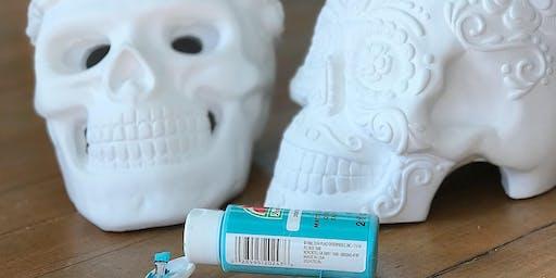 Sugar Skull Paint Night