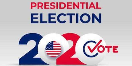 Q4 Meeting: Processing Presidential Politics tickets