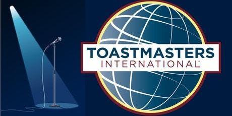 Comunicação & Liderança - PMI Portugal Toastmasters no IPAM Lisboa bilhetes