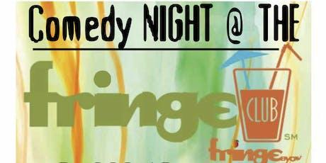 FringeCLUB Comedy Night tickets
