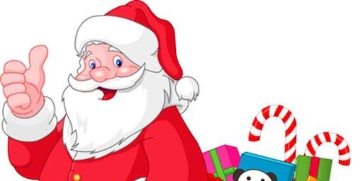 Santas Grotto Ticket For Magical Christmas Market