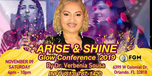 GLOW Women's Conference Orlando - ARISE & SHINE