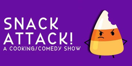 Snack Attack Comedy Show tickets
