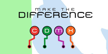 Make The Difference entradas