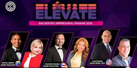 ELÉVATE PANAMÁ entradas