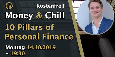 Money & Chill - 10 Pillars of Personal Finance Tickets