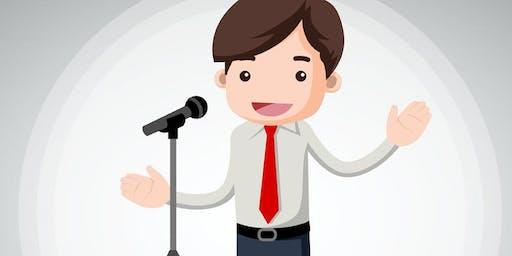 Redmond 2828 Toastmasters Speech Extravaganza!!