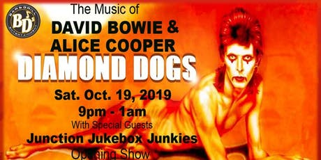 David Bowie Tribute by Diamond Dogs. tickets