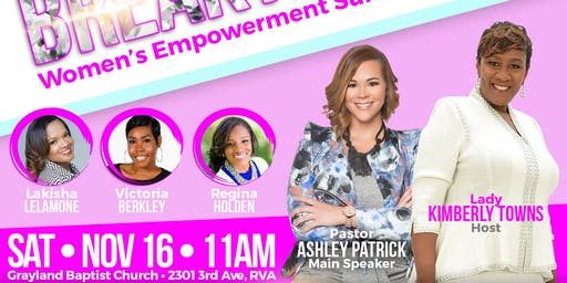 "KTMinistries ""The Beauty of Breakthrough"" Empowerment Summit & Luncheon"