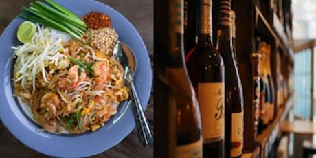 Thai Küche trifft italienische Weine Tickets