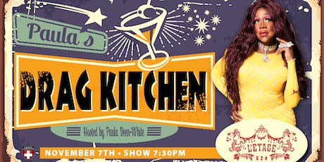 Paula's Drag Kitchen tickets