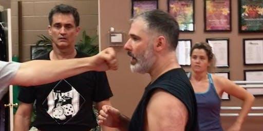 2 weeks of Self Defense Classes - Must 16+ years old