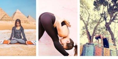 Taller de Introducción Ashtanga Yoga Tradicional