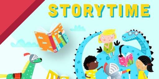 Storytime: Ferdinand the Bull