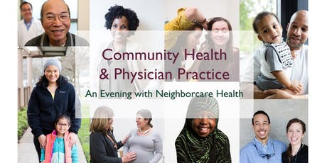 Community Health & Physician Practice:  An Evening with Neighborcare Health tickets