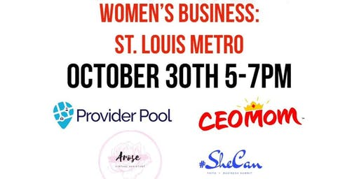 The State of Women's Business: St. Louis Metro
