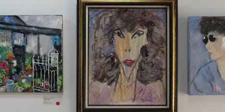 FemArt Lecture and Open Art Critique tickets