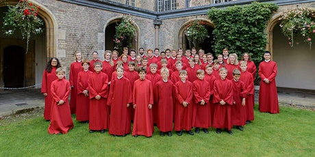 The Choir of Jesus College, Cambridge, UK tickets