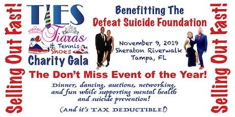 Ties, Tiaras, & Tennis Shoes Charity Gala tickets