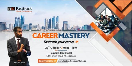 Career Mastery - Fasttrack Your Career tickets