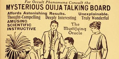 Safe Usage of the Ouija Board