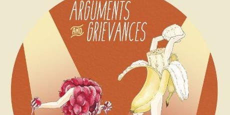 Arguments and Grievances Comedy Debates tickets