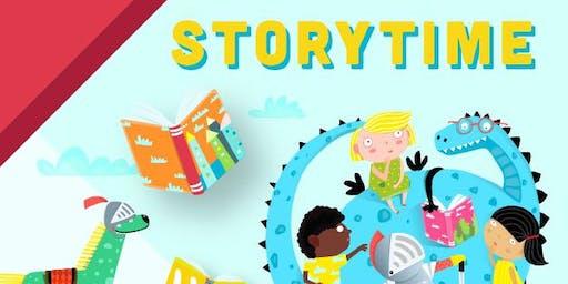 Storytime: Paint like Piet Mondrian