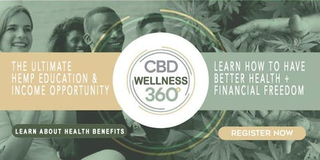 CBD Health & Wellness Business Opportunity (Join for FREE)  - New Orleans, LA tickets