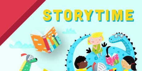 Storytime: Dinosaurs billets