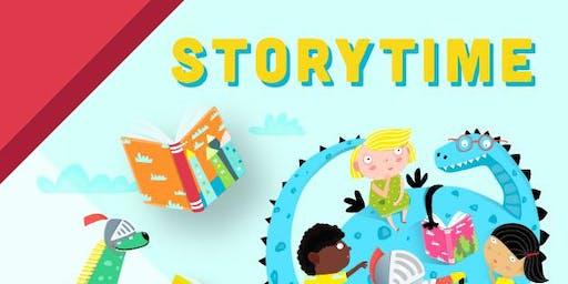 Storytime: Dinosaurs