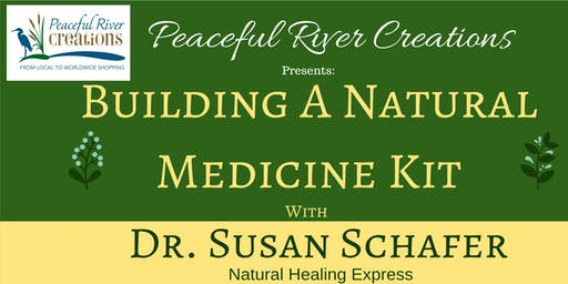 Building a Natural Medicine Kit