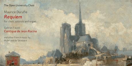 Open University Choir: Duruflé  Requiem tickets