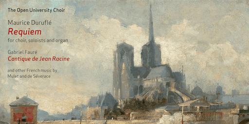 Open University Choir: Duruflé  Requiem