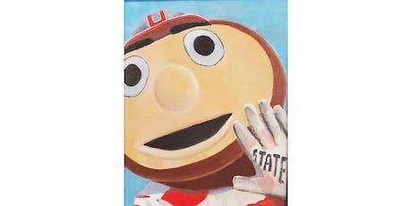 Paint Your Favorite Buckeye tickets