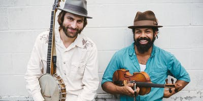 Ben Hunter & Joe Seamons, Briar, The Rhapsody Project Songsters- @FREMONT ABBEY
