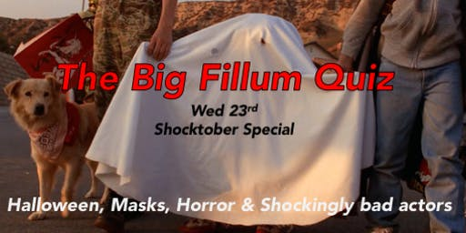 The Big Fillum Table Quiz