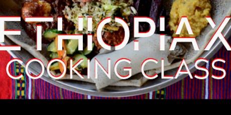 Nano's Afrixali Ethiopiax Cooking Class tickets