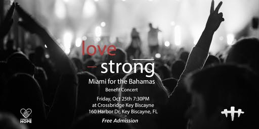 LoveStrong Miami for the Bahamas