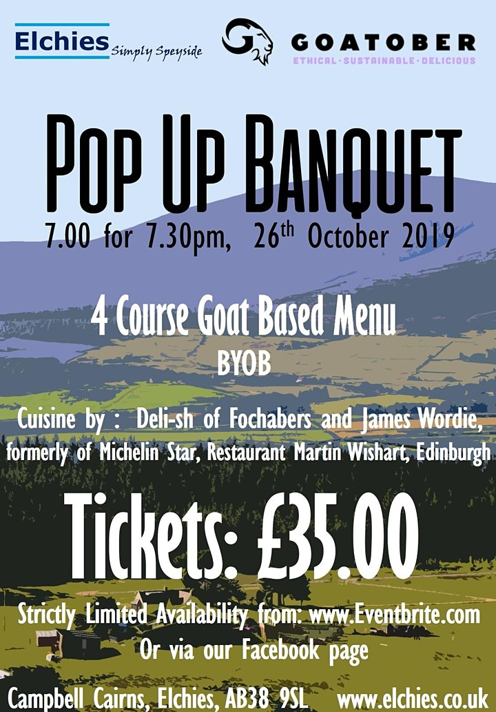 Pop up Banquet image