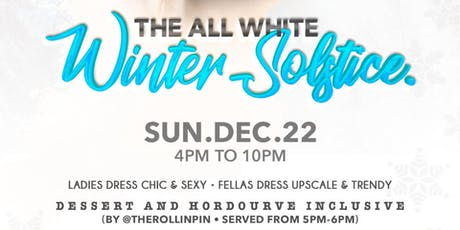 All White Winter Solstice 2019 tickets