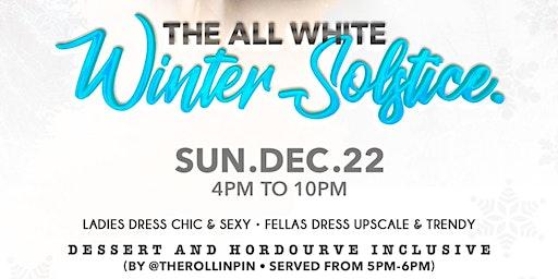 All White Winter Solstice 2019