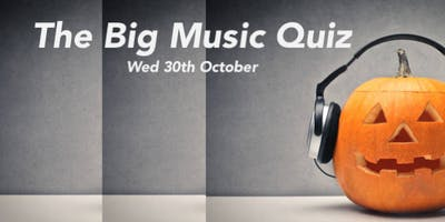 The Big Music Table Quiz